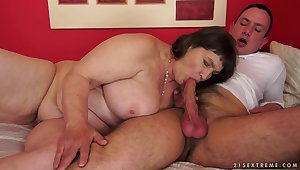 Amazing pornstars in Hottest Brunette, Hardcore adult clip