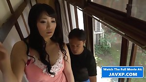 Asian Mother With Steamy Technician - mama