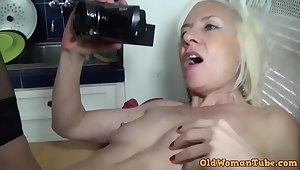 French blonde mommy hard porn mistiness