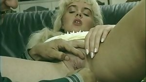Anal fingering is what fat racked auburn pigtailed GF deserves