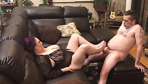Pussy Licking Camp Job and Fucked