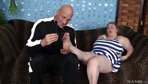 BBW in mature scenes of guestimated pussy mating