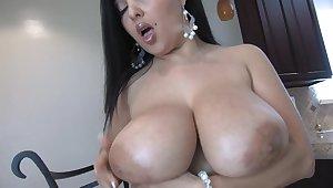 Hot kitchen masturbation - Jaylene rio