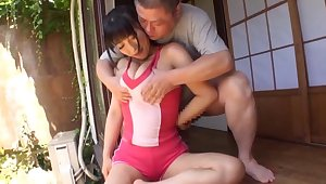 POV video be expeditious for a naughty Japanese chick pleasuring a stiff dick