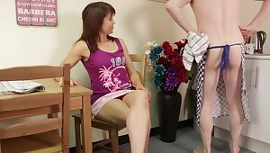 Worthless grown-up Martha Lee decides not far from suck a stranger's dick